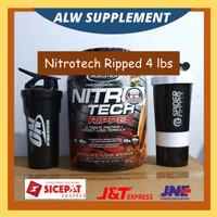 Nitrotech Ripped Muscletech 4 lbs