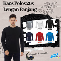 Parsel Ramadan Kaos Pria Lengan Panjang Super Cotton 20s Unisex