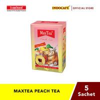 MaxTea Peach Tea (5 sachet)