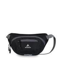Eiger Vessel 1F Waist Bag 1L - Black