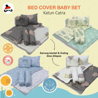 BEDCOVER BABY BAYI FAVOURITE / Badcover Baby Bed Cover Selimut