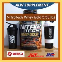 Nitrotech Whey Gold Muscletech 5.53 lbs