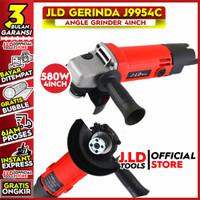 Mesin Grinda : J 9954 C // Angle Grinder J 9954 by JLD Tools