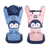 Baby Joy Gendongan Hipseat Pinguin Series BJG3038