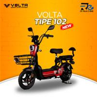 Sepeda Listrik Volta Tipe 102