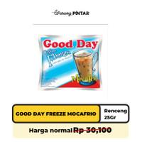 Good Day Freeze Mocafrio Sachet 30gr Per Renceng (10 Sachet)
