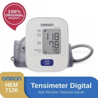Omron Tensimeter Digital HEM 7120 - Omron Alat Pengukur Tensi Darah