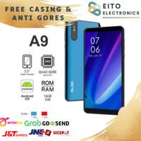 HP Smartphone Android ALDO A9 - RAM 3 GB ROM 16 GB Murah Bergaransi