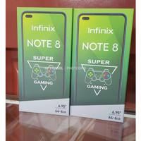 Infinix Note 8 new resmi