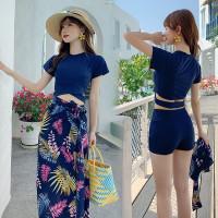 Baju Renang Wanita ✅3SET✅ Baju Pantai Wanita Swimsuit Wanita 8107