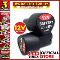 Baterai 12 Volt - Lithium Battery - Battery Cordless