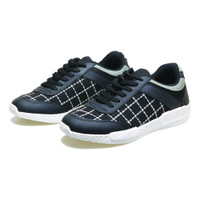 sepatu olahraga wanita hitam sneaker sport badminton size 36-40 BM02