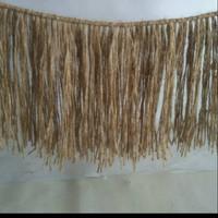 Rumbai goni rumbai tali papua untuk baju adat - 30cm