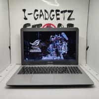 Laptop Gaming Asus X555Q AMD A12 Radeon R7+R5 4GB 500GB Mulus Dual VGA