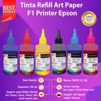 Tinta Art Paper F1 Ink Refill Printer Epson L300 l350 L360 L355 L380