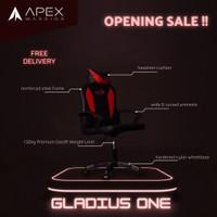 Apex Warrior Gladius One Premium Gaming Chair Kursi Gaming