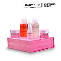 BABY PINK SKINCARE PAKET WHITENING SERIES - PAKET WHITENING BABYPINK