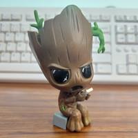 Action Figure Cosbaby Marvel Avenger Teen Groot