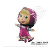 Balon Foil Marsha Jumbo / Balon Marsha / Balon Marsha and The Bear