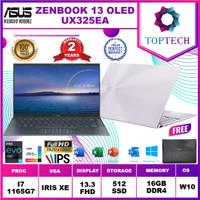 Asus Zenbook UX325EA OLED - i7 1165G7 16GB 512ssd IrisXe W10+OFFICE