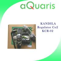regulator co2 kandila kcr 02 aquascape