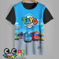 kaos anak TAYO baju anak TAYO v2