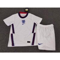 Stelan Jersey Baju Bola Kids Kid Anak Kecil Timnas Inggris Home 2021
