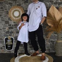 baju kapelan ayah anak muslim koko kurta pakistan couple ayah anak