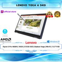 Lenovo Yoga Ryzen 5-4650U Pro 16GB 512GB Win10 13,3 FHD Touch (Yoga 6)