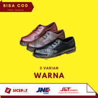 Sepatu Boots Pria Dr Martin Boots Docmart 3 Hole Original Handmade
