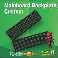 Backpanel Backplate Custom Universal Motherboard Back Panel Back Plate