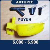Tempat minum nipple Puyuh P1 ARTUPIC