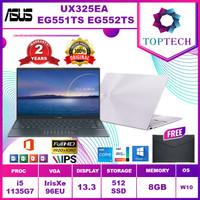 Asus Zenbook UX325EA EG551TS EG552TS - i5 1135G7 8GB 512ssd W10 OFFICE