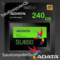 SSD ADATA 240GB SU 650