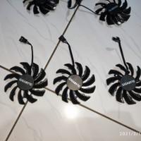 Fan Vga 75mm 4pin Triple Fan Gigabyte AORUS 1080 1070 1060 980 dll