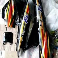cover body belakang supra fit 2004-2005