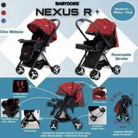 Stroller Bayi Babydoes Nexus R Plus KL-731 / Dorongan Bayi