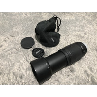 Lensa Tele Nikon AF Nikkor 70-300mm Non Box
