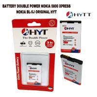BATTERY DOUBLE POWER NOKIA BL-5J ORIGINAL HYT