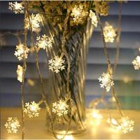 Lampu Hias Dekorasi Kamar Rumah Taman Pohon Bunga Natal 3M 20LED