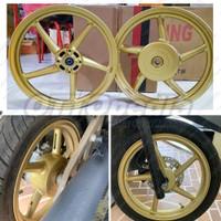 Velg Pelek V Rossi Ring 14 model RCB Motor Genio Vario Beat Scoopy FI