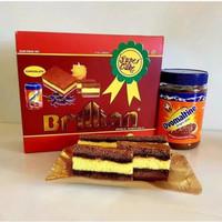 Brillian Super Cake Ovomaltine/Spiku Resep Kuno/Lapis surabaya