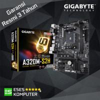 Motherboard Gigabyte GA-A320M-S2H (AM4, AMD Promontory A320, DDR4)
