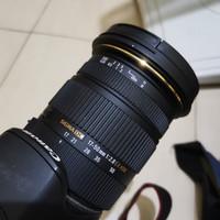 Lensa Sigma 17 50mm for canon
