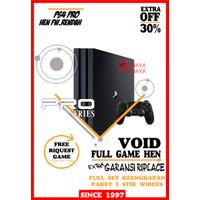 PS4 PRO HEN 2TB/2000GB FULLGAME FIRMWARE TERBARU