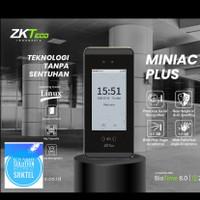 Mesin Absensi Wajah dan palm (Face Recognition) Mini AC PLUS ZKteco