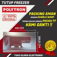 Jumbo Freezer Tutup Freezer PR 18 original kulkas 1 pintu polytron