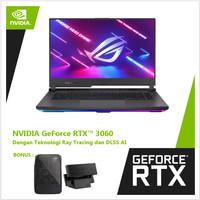 ASUS ROG Strix-G G513QM GeForce RTX™ 3060 - 300Hz Ryzen 7 5800H 16GB