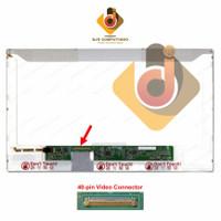 LCD LED Layar 14.0 Inch Toshiba L600 L640 L645 L740 L745 C600 C645