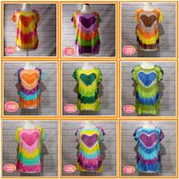 Baju Bali / Baju Pelangi / Baju Atasan Pelangi 02 / Baju Pelangi Bali